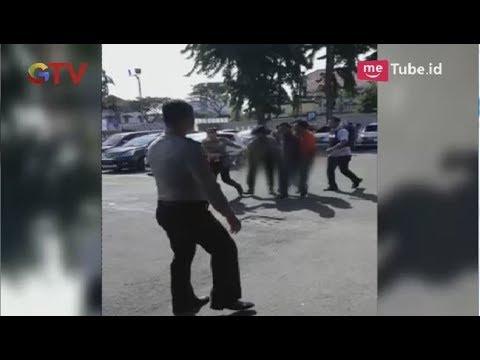 Video Amatir Sesaat Ledakan Bom di Mapolrestabes Surabaya - BIS 14/05
