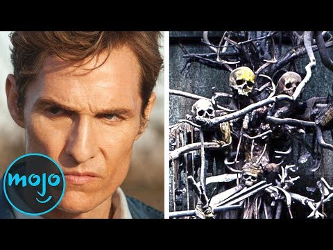 Top 10 Shocking True Detective Moments