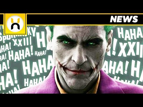 WB Officially Announces Joker Origin Movie With Joaquin Phoenix