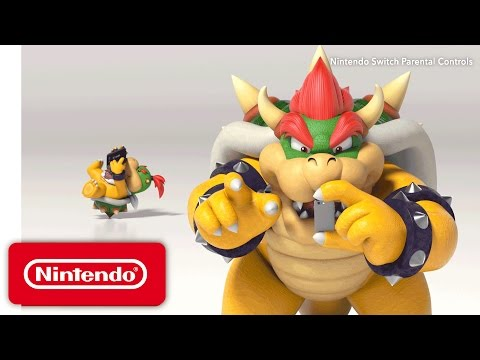 """This Switch ad for """"Parental Controls"""" starring Bowser and Baby Bowser is the 4th most viewed video in Nintendo's 12 years on YouTube"""
