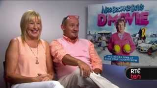 Nonton Brendan O Carroll Talks To Rt   Ten About Mrs Brown S Boys D Movie Film Subtitle Indonesia Streaming Movie Download