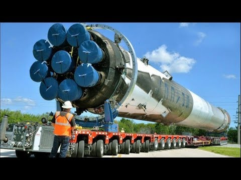 Video The Biggest Oversize Load Compilation. The Biggest Carriers And Trucks In The World! download in MP3, 3GP, MP4, WEBM, AVI, FLV January 2017
