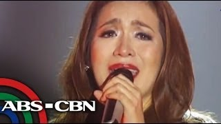 Video ASAP: Angeline cries after duet with YouTube sensation MP3, 3GP, MP4, WEBM, AVI, FLV Mei 2018
