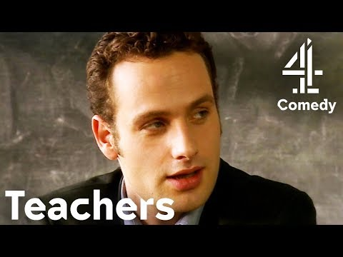 Is Andrew Lincoln the Laziest Teacher EVER?! | Best of Teachers Series 1 | Part 1