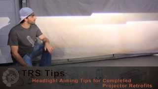 4. TRS Tips: How to Adjust Headlights for the Perfect Aim!