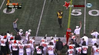Kony Ealy vs Oklahoma State (2013)