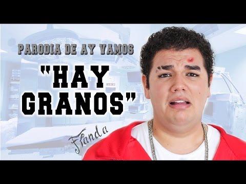 ¡Imperdible!'Hay Granos': divertida parodia de la canción 'Ay vamos'