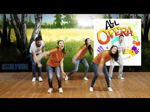 All'Opera - Disegno d'Amore