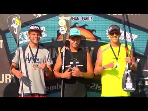 Huntington Beach Pro World Series Sprint Highlights 2014