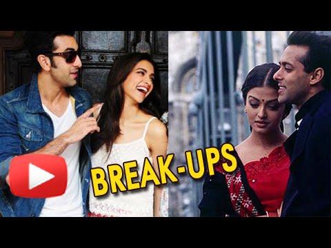Top 10 Famous Bollywood Break-ups