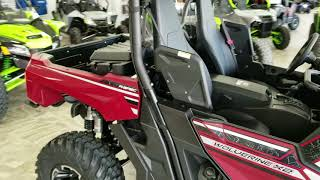 9. Yamaha Wolverine X2 with the goodies! Street Legal, full flip up windshield, soft back window, Winch