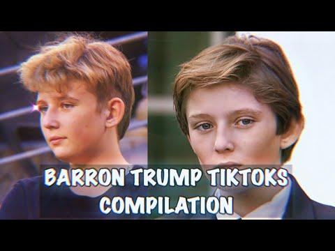 BARRON TRUMP EDIT TIKTOK COMPLIATION🥰 part 2||strxnger.