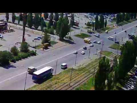ДТП в Волжске на ул.Мира