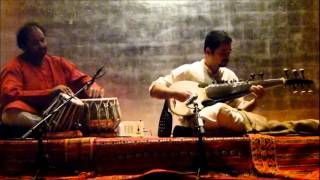 Arnab Chakrabarty (Sarod) And Bhupinder Singh Chaggar (Tabla) Playing Indian Classical Music