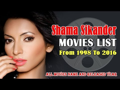 Shama Sikander: All Movies List & Famous Maaya Web Series | Bollywood | Actess