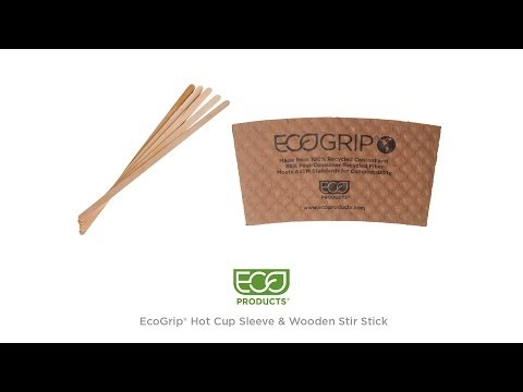 EcoGrip® & Stir Sticks