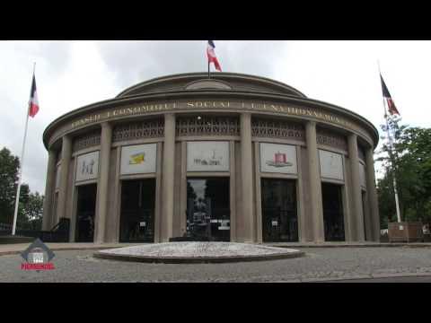 La restauration du Palais d'Iéna