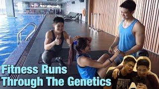 Video Fitness Runs Through The Genetics (MALAYSIA VLOG) MP3, 3GP, MP4, WEBM, AVI, FLV Agustus 2018