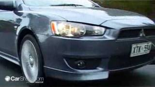 Mitsubishi Lancer Sportback 2009 - Car Review