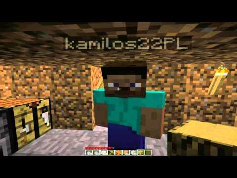 Szkola Przetrwania - Minecraft #1