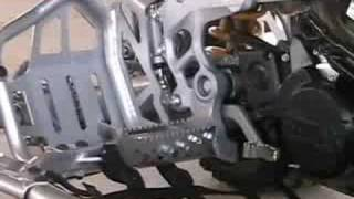 1. ATV on Demand test, 2009 Can-Am DS450 X MX and XC Test
