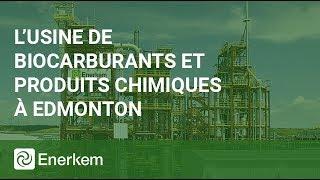 De la poubelle au réservoir de carburant : la conversion des déchets en biocarburants à l'usine Enerkem d'Edmonton