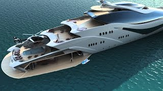 Here is the list of the best and most luxurious yachts in the world. The best and most expensive cruise ship in the world, millions and billions dollars in the ocean.The best:#10 Rising Sun#9 Lady Moura#8 Al Mirqab#7 Dilbar#6 Al Said#5 Pelorus#4 Dubai#3 'A'#2 Serene#1 Eclipse ¡Subscribe for more! http://youtube.com/T10Ch?sub_confirmation=1