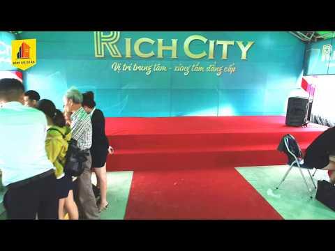 Rich City đón nhận rất nhiều Khách hàng đến Tham quan và Đầu tư