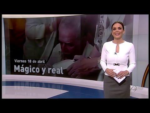 Titulares del día (18-04-2014) 21:00 horas (видео)