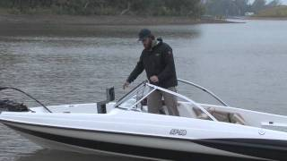 8. Triton Fish and Ski SF-18 w/Yamaha 150