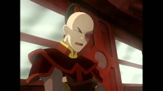 I own nothing. Song: Fighter from Glee. Avatar the last airbender.