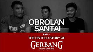 Video The Untold Story of Gerbang Antar Dimensi (Part 1) MP3, 3GP, MP4, WEBM, AVI, FLV Juni 2019