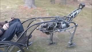 Mechaniczny rydwan z piekła rodem :D