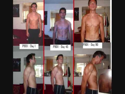 ✧✦P90X✦✧ Amazing Before and After Results in Pictures (Day 1, 30, 60, 90+)