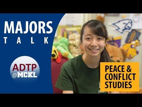 ADTP@MCKL | Peace and Conflict Studies major
