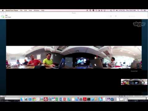 PODIM Conference 2016 - 360 video - by MediaLab