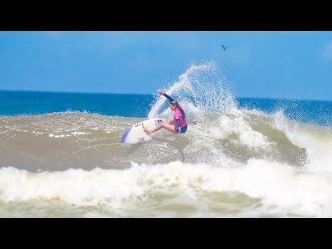 WSL:  2016 Quiksilver & Roxy Pro Casablanca Highlights