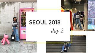 SEOUL 2018 DAY 2 | ZAPANGI, ADER ERROR & HONGDAE STREET