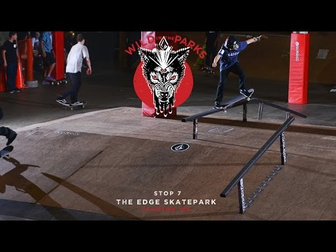 Stop #7 Volcom's Wild In The Parks - The Edge Skatepark