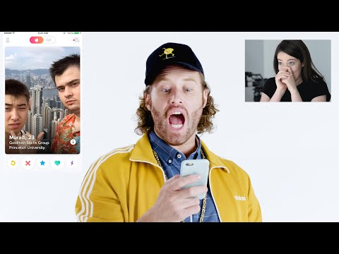 TJ Miller Takes Over a Stranger s Tinder Account and Wreaks