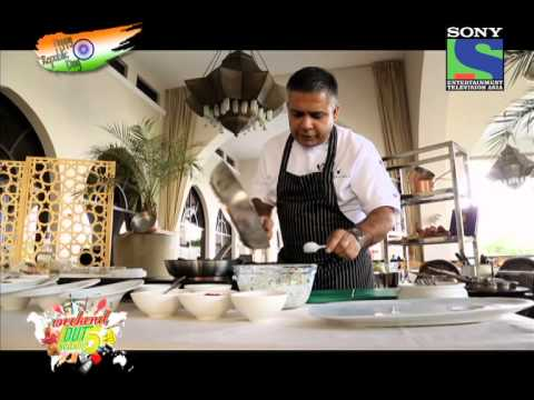 Gaurav Tandon presents London-based Indian chef Vivek Singh on Weekend Out Ep 19 Seg 3