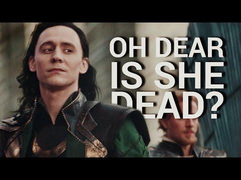 thor the dark world | oh dear is she dead? [HUMOR]