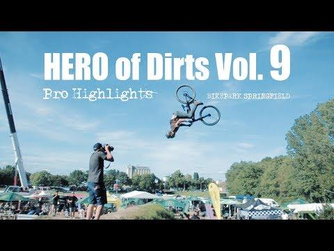 Hero of Dirts 2017 - MTB & BMX Pro Highlights