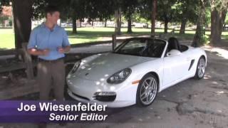 2009 Porsche Boxster S
