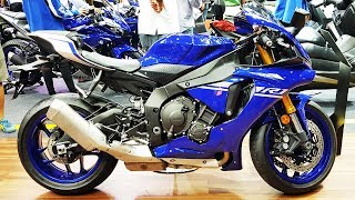 9. Yamaha YZF-R1 2017