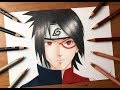 Download Lagu Speed Drawing - Sasuke & Sarada Uchiha (Boruto - Naruto Next Generation) [HD] Mp3 Free