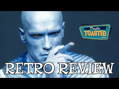 BATMAN AND ROBIN - RETRO MOVIE REVIEW HIGHLIGHT - Double Toasted