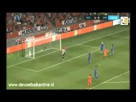 Holland Vs San Marino 11-0 ALL GOALS (HQ)
