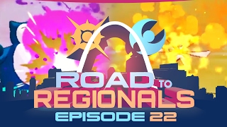 EPIC PLAYS!! Live Road to Regionals VGC 2017! Episode 22 - Pokemon Sun and Moon by aDrive