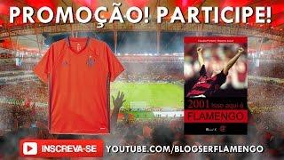 Para concorrer a camisa e ao livro do Flamengo é simples: Como participar: O primeiro passo é se inscrever no canal e comentar nesse vídeo algo relacionado ...